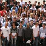 Verabschiedung der Absolventen