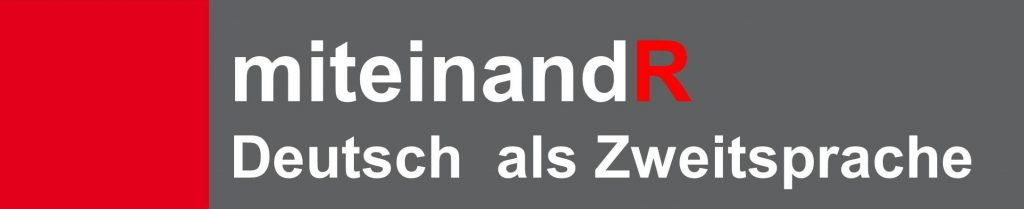 miteinandR Deutsch als Zweitsprache Logo