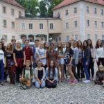 Exkursion nach Kelheim der Klasse 8d