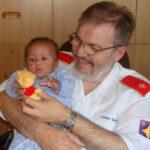 Besuch von Pater Gerhard Lagleder aus Südafrika