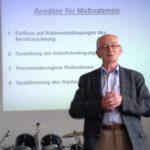 Vortrag zur Lehrergesundheit