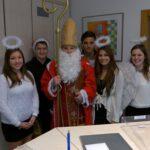 Der Nikolaus war da…
