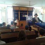 Besuch der Regensburger Synagoge