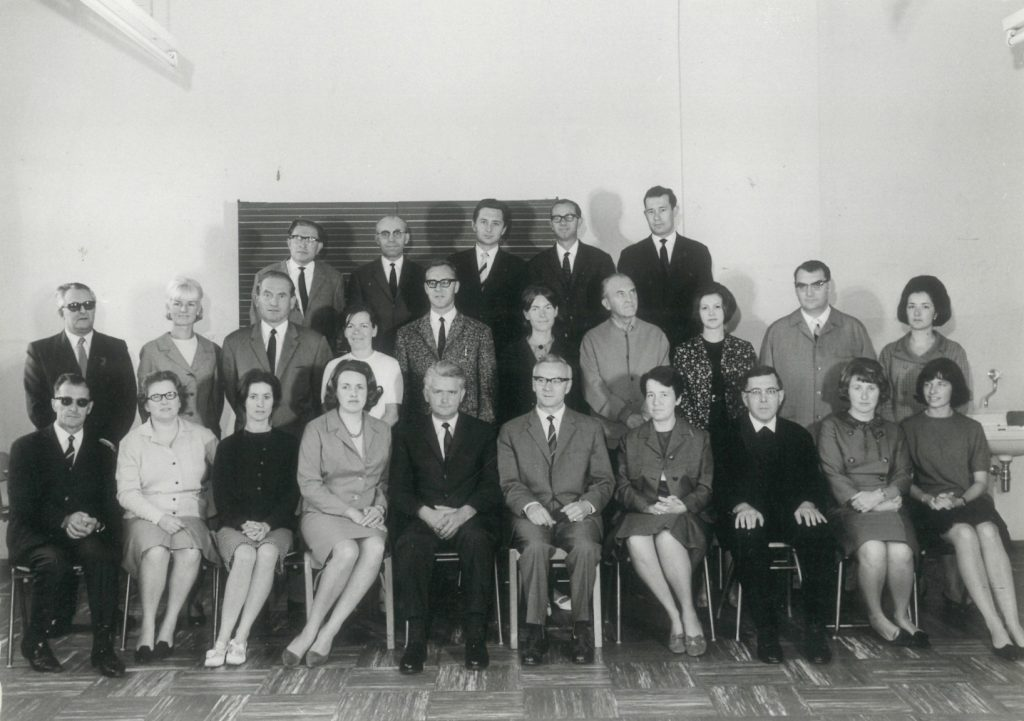 1965-66 lehrerfoto