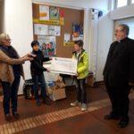 Pater Gerhard Lagleder aus Südafrika zu Besuch an der RSaJ