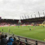 RSaJ erlebt ein Zweitligaspiel des SSV Jahn Regensburg gegen den MSV Duisburg