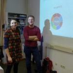 Teilnahme der Klasse 10d am FALKE Projekt der Universität Regensburg