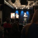RSaJ erlebt einen U20 Poetry Slam im W1