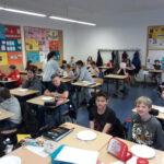 Japan zu Gast in der Klasse 6a