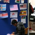 Interkulturelles Fest der Nationen an der Realschule am Judenstein