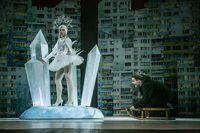 RSaJ erlebt eine Theater-Premiere zur Schneekönigin