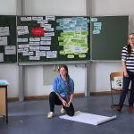 "Kommunikationstraining mit ""talkaboutyou"" in der 6b"