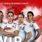RSaJ erlebt bei der WM-Generalprobe der Frauennationalmannschaft