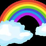 Ein Regenbogen gegen Einsamkeit