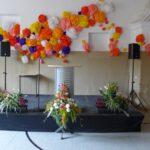 Entlassfeier der Absolventinnen und Absolventen 2020